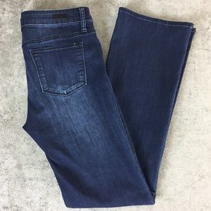 Kut From The Kloth Baby Bootcut Jeans Size 8S